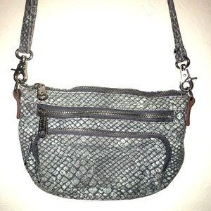 Victoria's Secret snake print purse